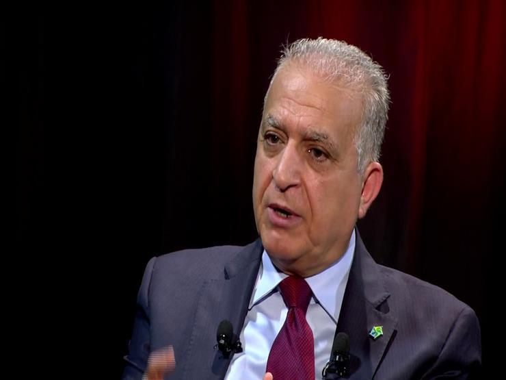 وزير الخارجية العراقي يؤكد دعم بلاده ومساندتها للقضية الفلسطينية