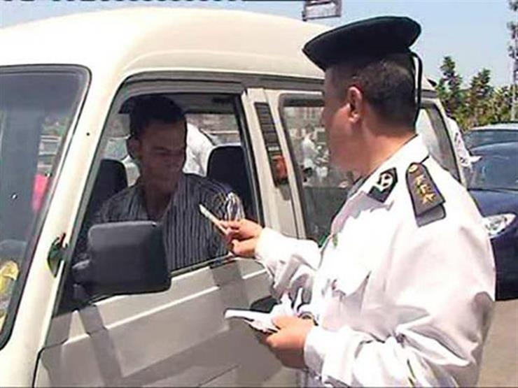 ضبط 5 آلاف مخالفة مرورية متنوعة خلال يوم بالمحافظات