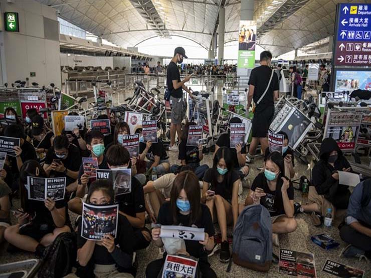 فرنسا وألمانيا تدعوان إلى إنهاء أعمال العنف في هونج كونج