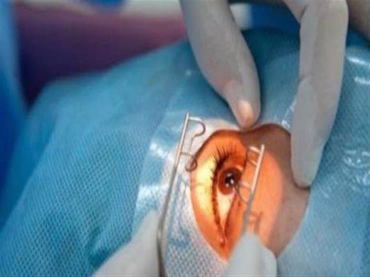 بعد تدخل جراحي 7 ساعات.. فتاة مصرية تستعيد بصرها بالأراضي المقدسة