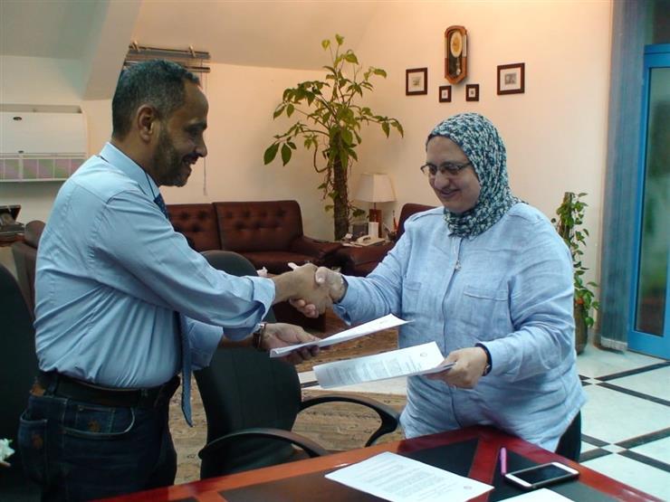 اتفاقية تعاون بين مدينة الأبحاث والجمعية العربية للحفاظ على الفطريات