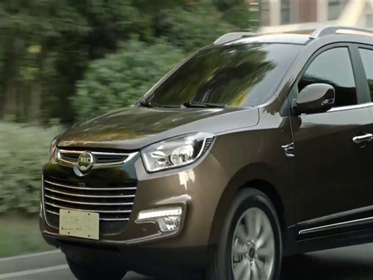 جاك الصينية تعود للأسواق بسيارة كروس أوفر متطورة.. فيديو