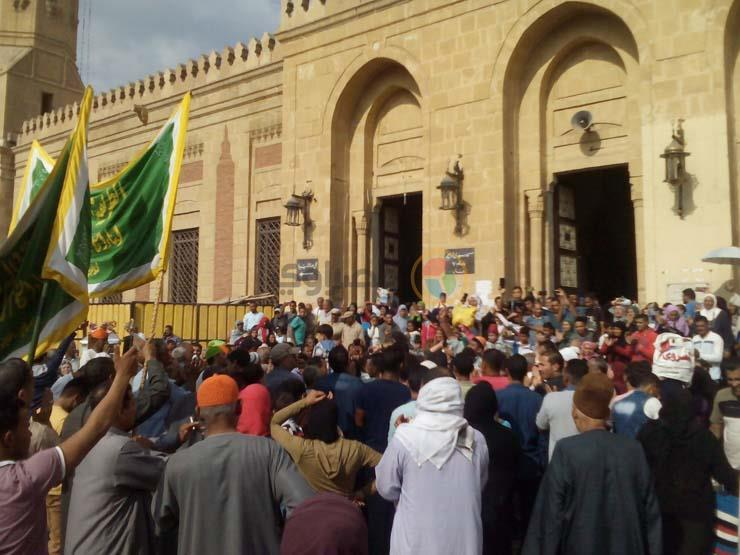 18 أكتوبر بدء الاحتفال بمولد إبراهيم الدسوقي في كفر الشيخ