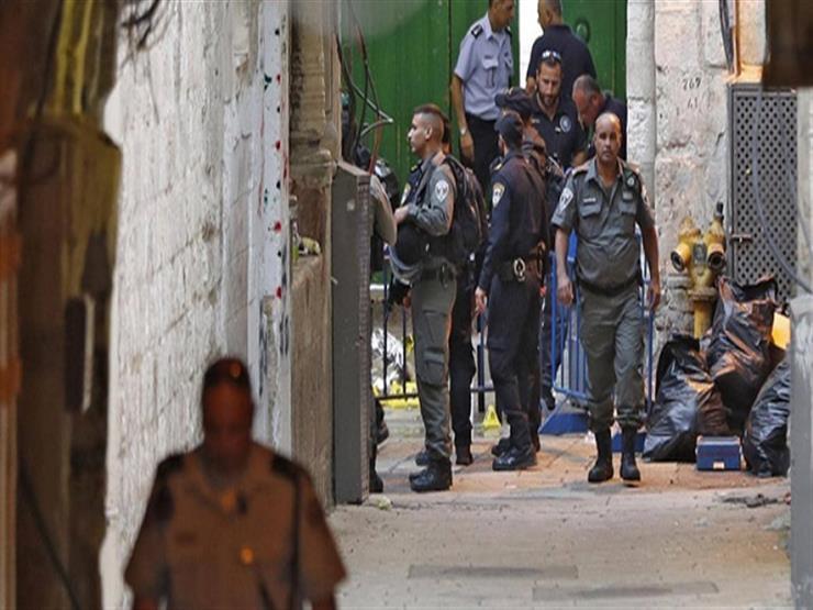 استشهاد وإصابة 3 فلسطينيين بعد طعن شرطي إسرائيلي بالقدس المحتلة