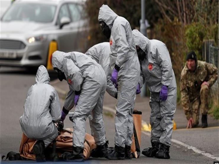 إصابة ضابط بريطاني ثان بالتسمم إثر هجوم بغاز أعصاب في سالزبري