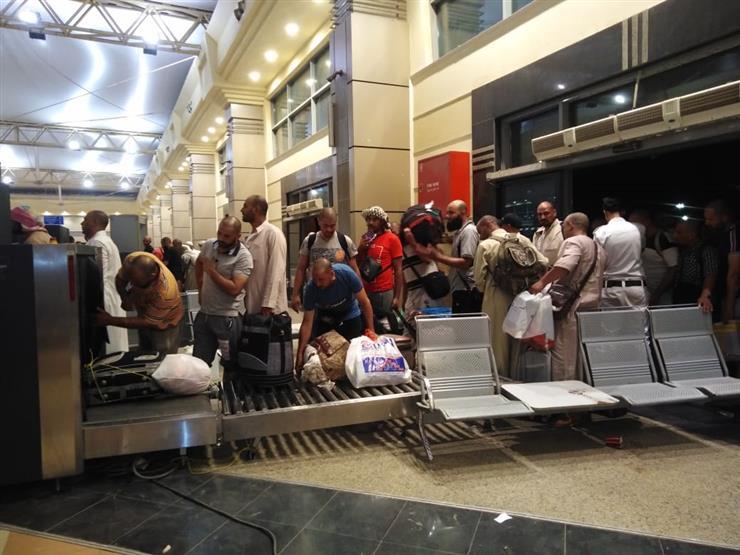 وصول 850 من حجاج بيت الله الحرام إلى ميناء نويبع