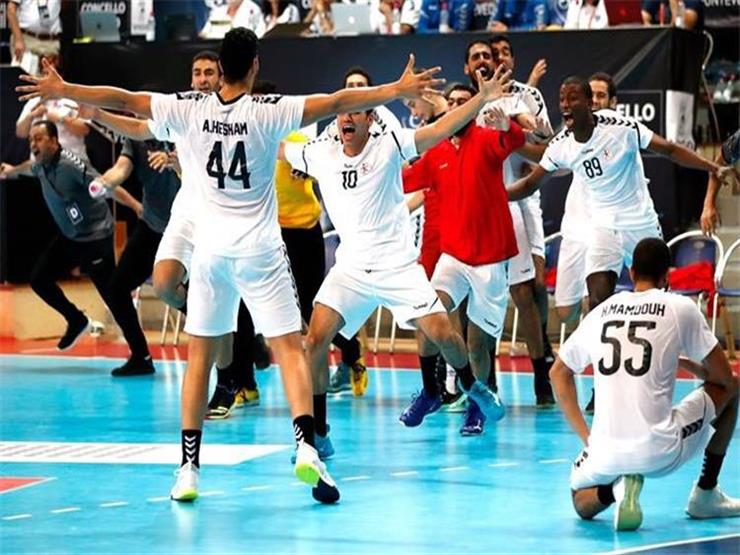 كرة يد.. ألمانيا تضرب موعدًا مع مصر في نهائي مونديال الناشئين