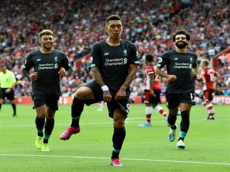 أهداف السبت.. ثنائية ليفربول أمام ساوثهامتون.. وبيراميدز  يقصى الأهلي من الكأس بهدف