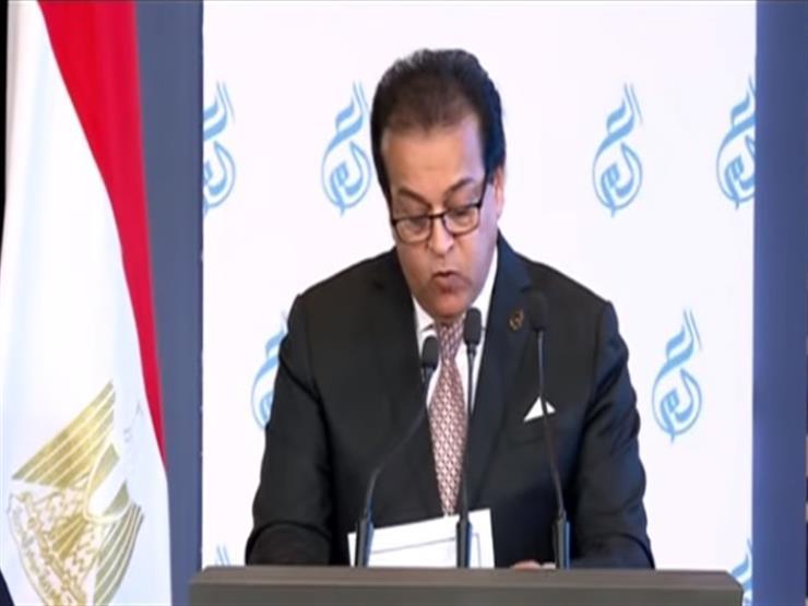 وزير التعليم العالي يوضح الدور المجتمعي للجامعات (فيديو)