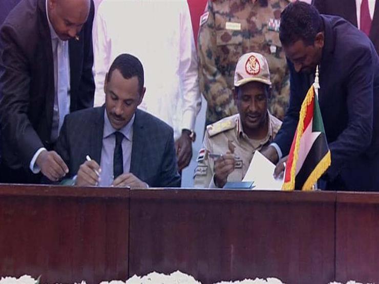 """""""خطوة مهمة"""".. أول تعليق أمريكي على اتفاق السودان"""