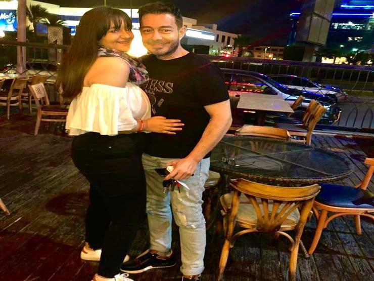 """أحمد زاهر ينشر صورة برفقة ابنته """"ملك"""""""