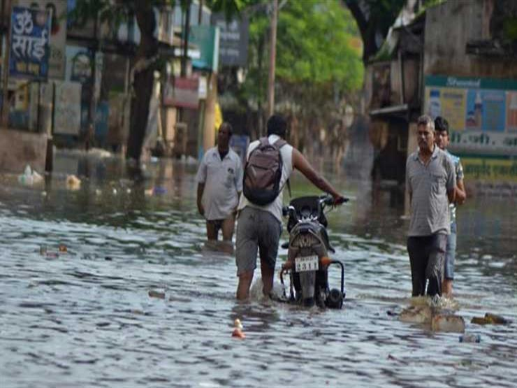 ارتفع عدد قتلى الأمطار الموسمية في شمال الهند إلى 38