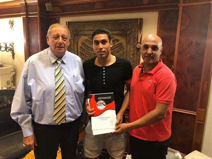 رسميا.. المقاصة يعلن تفاصيل صفقة عمرو مرعي