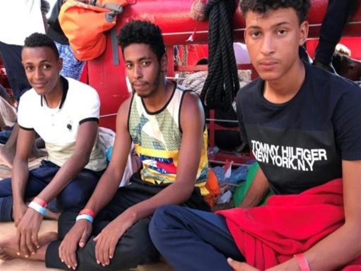 قصة 3 شباب من ليبيا وجدوا خطر البحر أرفق من نار الحرب