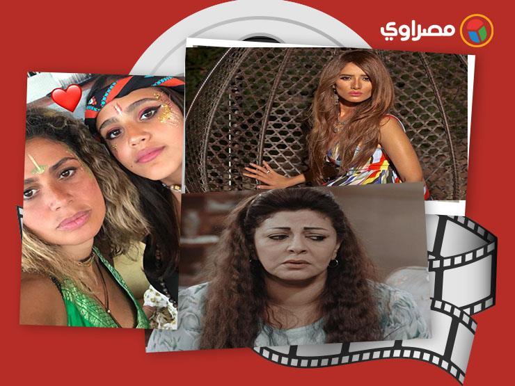 """النشرة الفنية  وفاة والدة هالة صدقي والقصة الكاملة لـ""""كذبة"""" راما شاهين"""