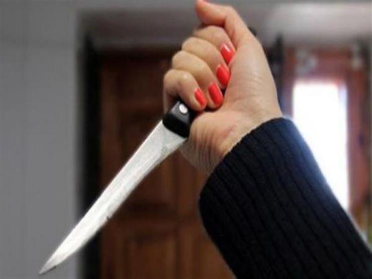 خالته غرزت السكين في صدره.. حل لغز مقتل شاب بالعياط