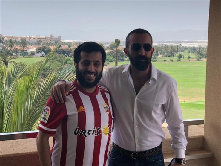 محمد العاصي يتولي منصب المدير التنفيذي لنادي ألميريا