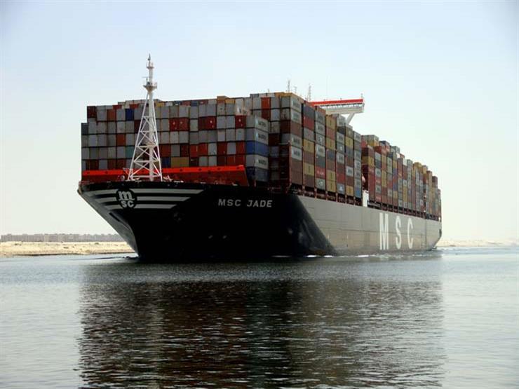 """""""هيئة قناة السويس"""": عبور 1523 سفينة خلال سبتمبر المنصرم"""