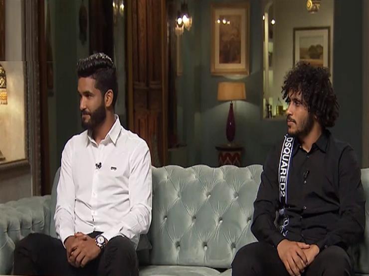 """في أول ظهور مع شقيقه على الشاشة.. صالح وعبدالله جمعة ضيفا """"صاحبة السعادة"""""""