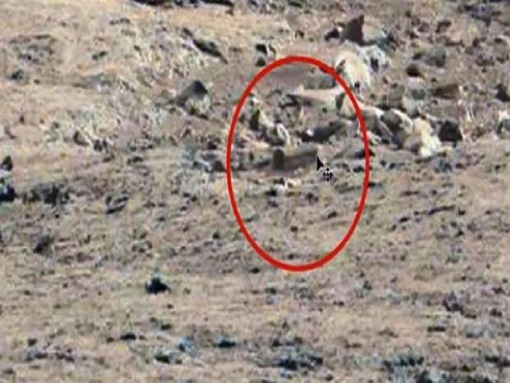 عالم فضاء في ناسا: وجدنا ما يشبه تابوتا فرعونيا على المريخ (فيديو)