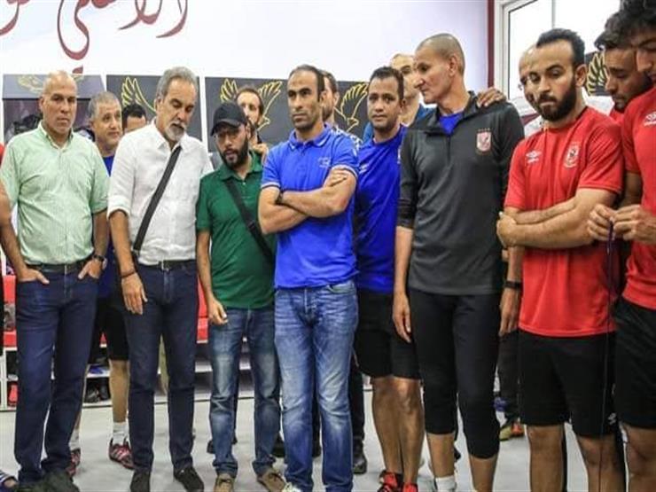 عبد الحفيظ بعد رحيل لاسارتي: الكرة مثل الحياة.. ونقدر فترة عمله مع الأهلي