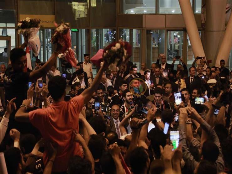 """""""وضعوا مصر على خريطة الرياضة الدولية"""".. اتحاد كرة اليد مشيدًا بأبطال العالم"""