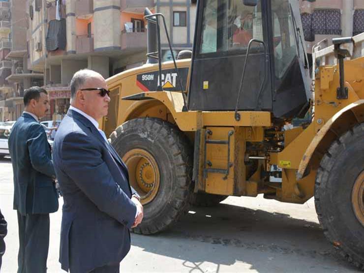 أول إجراء من محافظ القاهرة بشأن نقل موقف أتوبيسات وسرفيس المطرية
