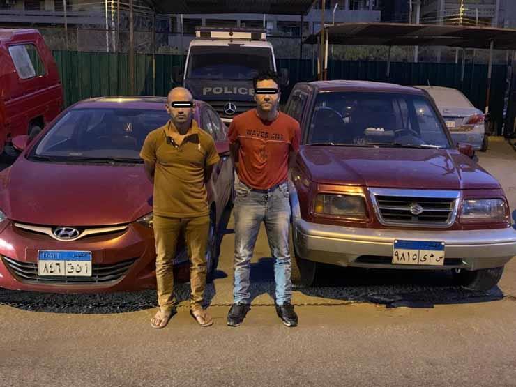ضبط تشكيل لسرقة السيارات في النزهة