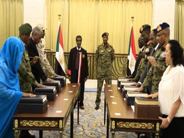 حول العالم في 24 ساعة: أعضاء المجلس السيادي السوداني يؤدون اليمين الدستورية