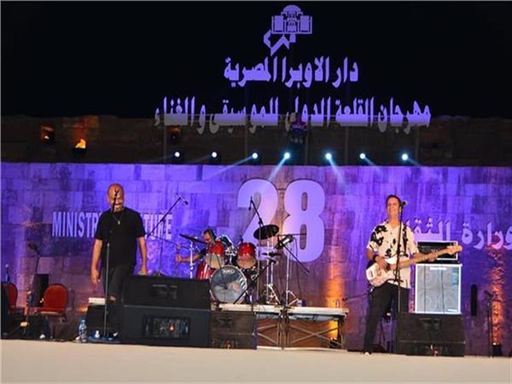 زيادة منافذ بيع تذاكر مهرجان القلعة بعد وصول الجمهور لـ15 ألف مشاهد
