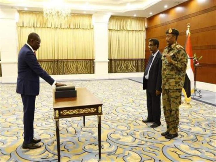 السودان: العضو الـ11 بمجلس السيادة يؤدي اليمين الدستورية
