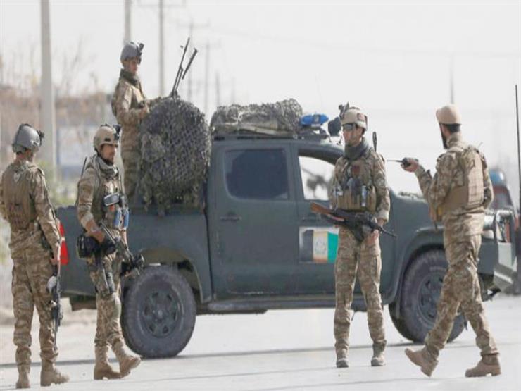 """إضرام النيران في معقل لطالبان بإقليم """"بروان"""" الأفغاني"""