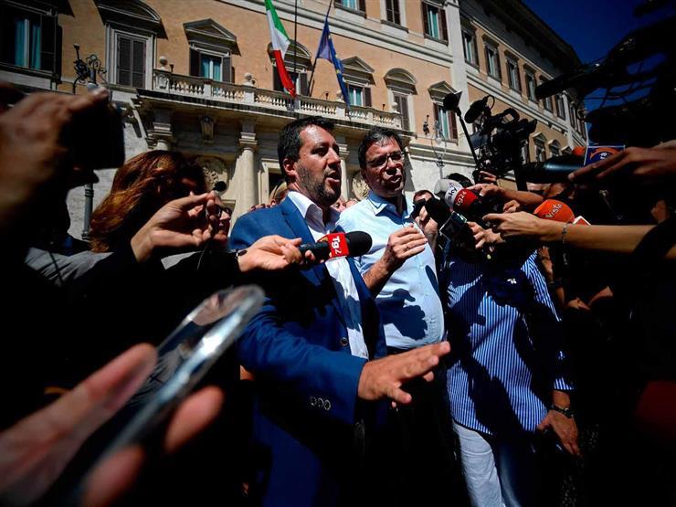 اجتماع بين حزب خمس نجوم والديمقراطيين لبحث تشكيل ائتلاف حكومي في إيطاليا