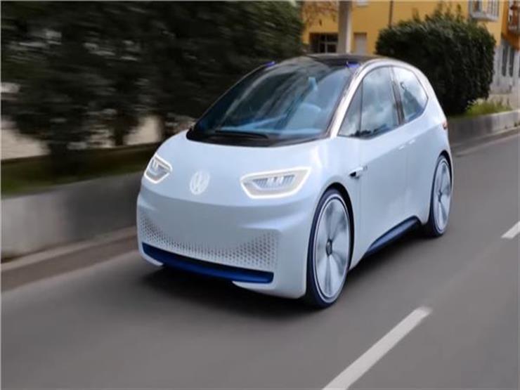 فولكسفاجن تتطلع أن تصبح علامة عالمية للسيارات الكهربائية بشعار جديد