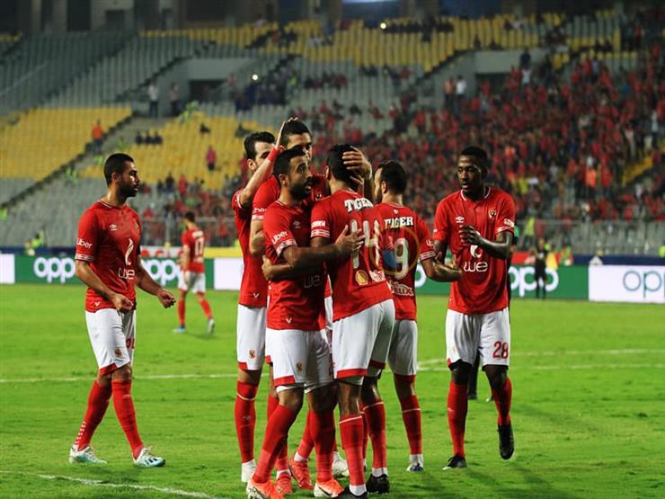 مباشر دوري أبطال أفريقيا.. الأهلي 2 - 0 اطلع بره.. الشحات يسجل