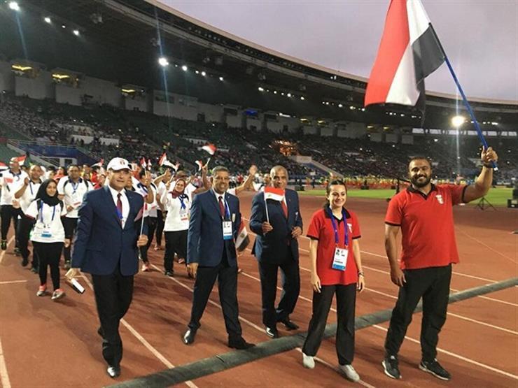 حصاد اليوم السابع للألعاب الأفريقية.. مصر تحصد 20 ميدالية متنوعة
