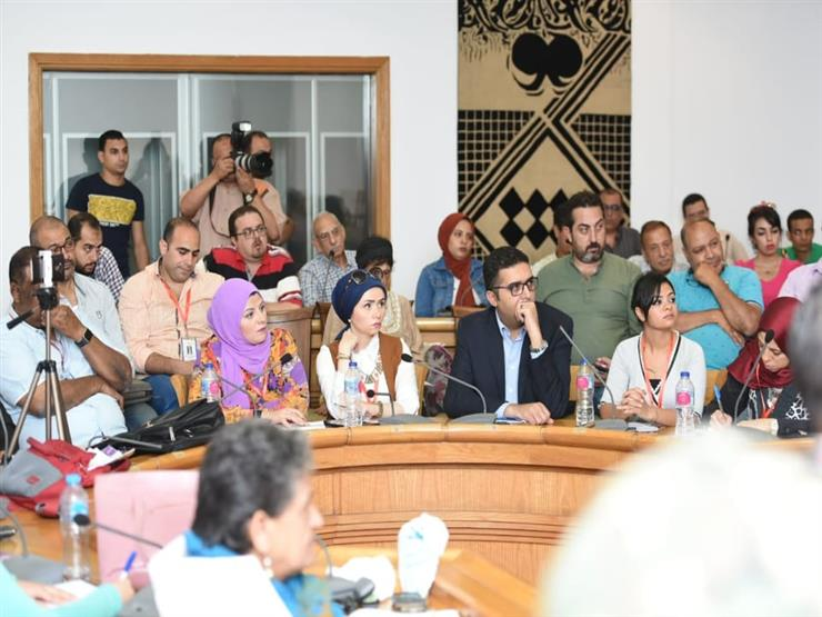 أحمد عبد العزيز يتحدث عن تفاصيل وتحديات المهرجان القومي للمسرح