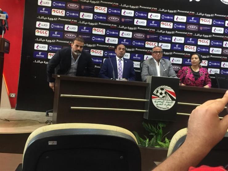 """"""" تطبيق الفار وجدول منتظم"""".. 5 وعود لرئيس اتحاد الكرة المؤقت"""