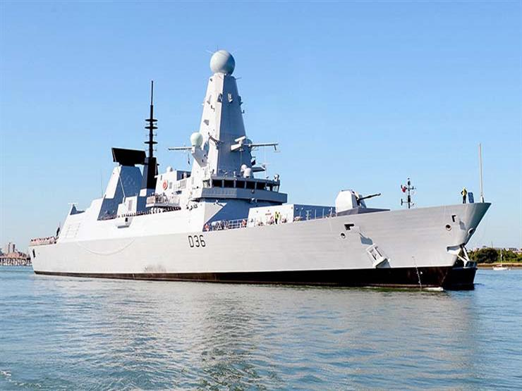 الدفاع البريطانية ترسل سفينة حربية جديدة لمياه الخليج لحماية السفن التجارية