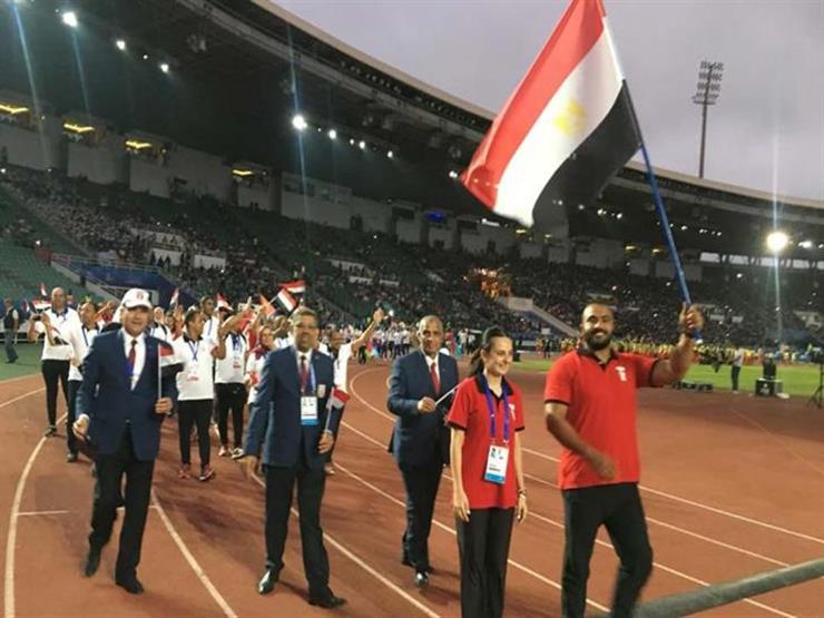 مصر تواصل صدارتها لدورة الألعاب الإفريقية بالمغرب برصيد 77    مصراوى