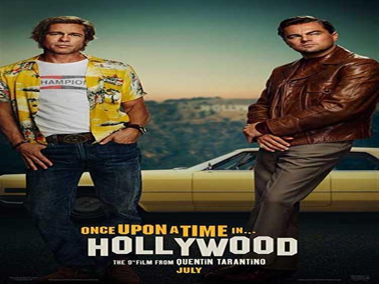 """إيرادات السبت.. """"once upon a time in Hollywood"""" الثاني و""""Aladdin"""" السابع"""