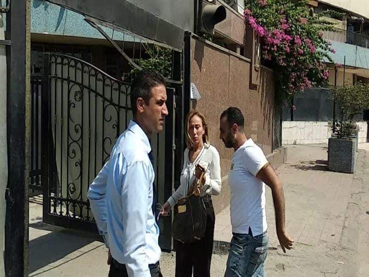 """وصول ريهام سعيد للتحقيق معها بـ""""الأعلى للإعلام"""" في شكوى قومي المرأة"""