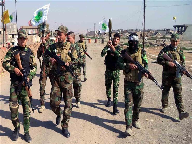 العراق: الحشد الشعبي يلقي القبض على مسئول الدعم اللوجستي لـ    مصراوى