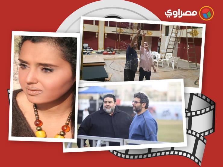 النشرة الفنية| وفاة منتج وموقف محرج لممثلة على المسرح ورقم قياسي لمحمد صبحي