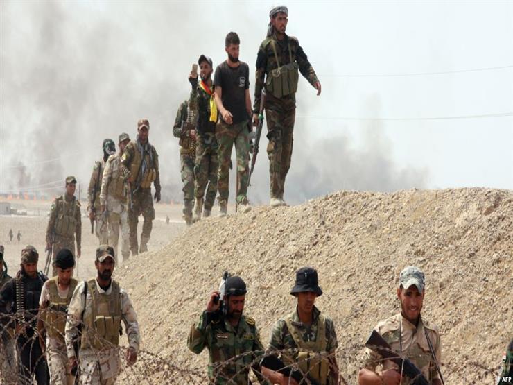 مقتل 3 من الحشد الشعبي العراقي في هجوم غربي الموصل