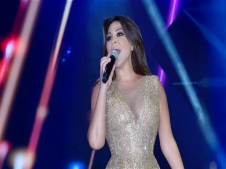 """بعد خبر تعاقدها مع """"روتانا"""".. إليسا تسخر من صحفي لبناني"""