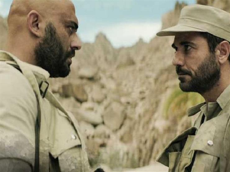 """أحمد صلاح حسني: """"كنت هطيَّر عين أحمد عز في فيلم الممر"""""""