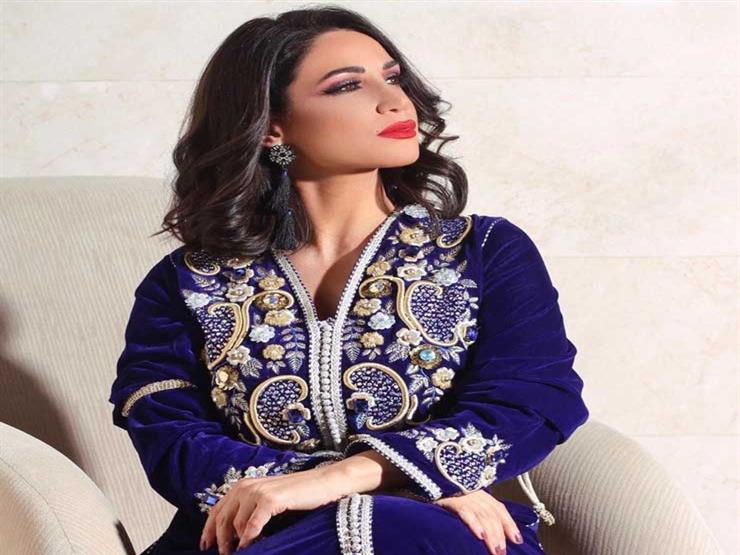 ديانا حداد تحتفل بيوم المرأة الإماراتية