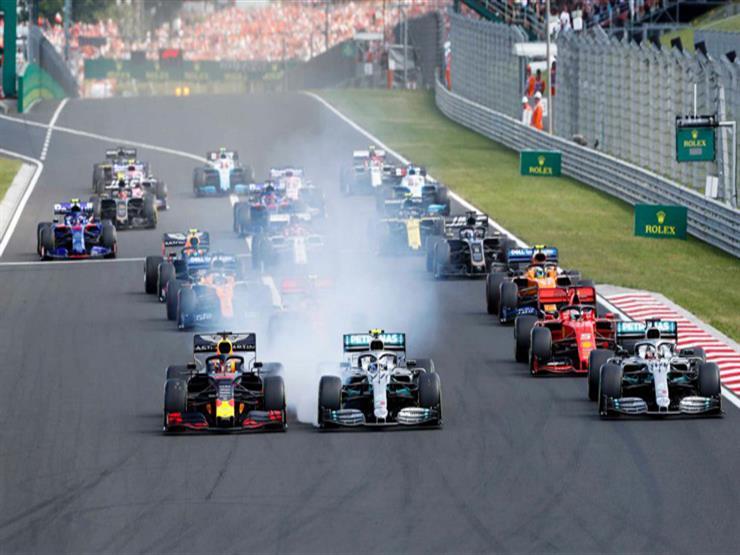 فرق فورمولا-1 توافق على زيادة سباقات البطولة واستبعاد السباق الألماني