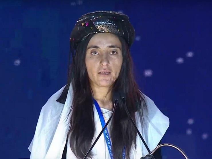 في ذكرى إبادة الإيزيديين.. لمياء تتحدث عن  وصمة العار  على ي   مصراوى